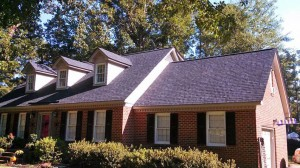 Replaced Shingles